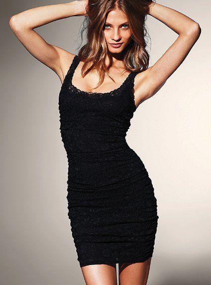 Lace Tank Dress - Victoria's Secret