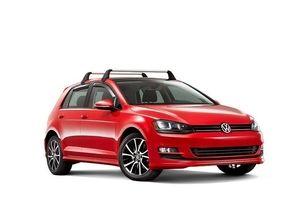 Genuine Oem Base Carrier Bars 4 Door Part 5g4 071 126 Volkswagen Vw Accessories Vw Dealership