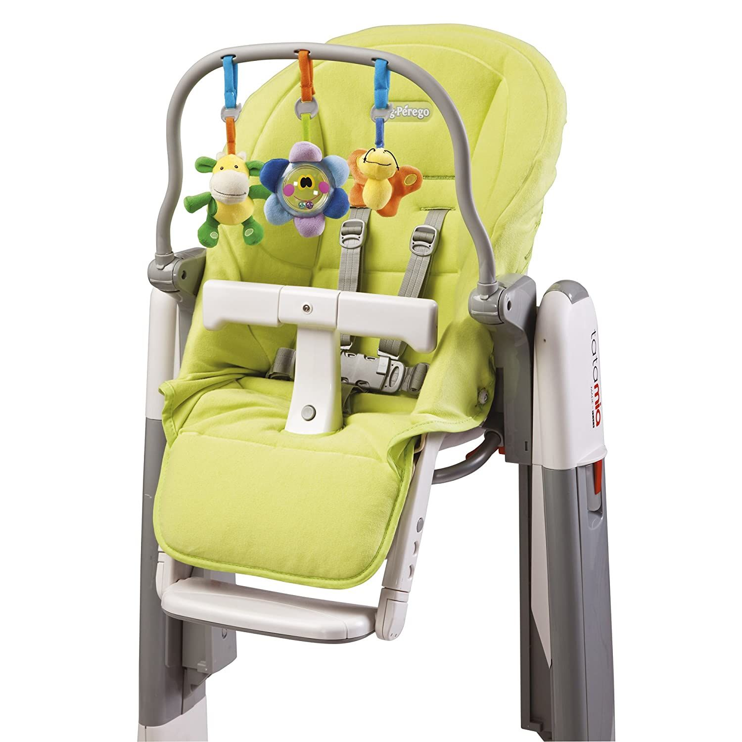 Peg Perego Tatamia Kit Verde In 2020 Peg Perego Baby High Chair Baby Swings