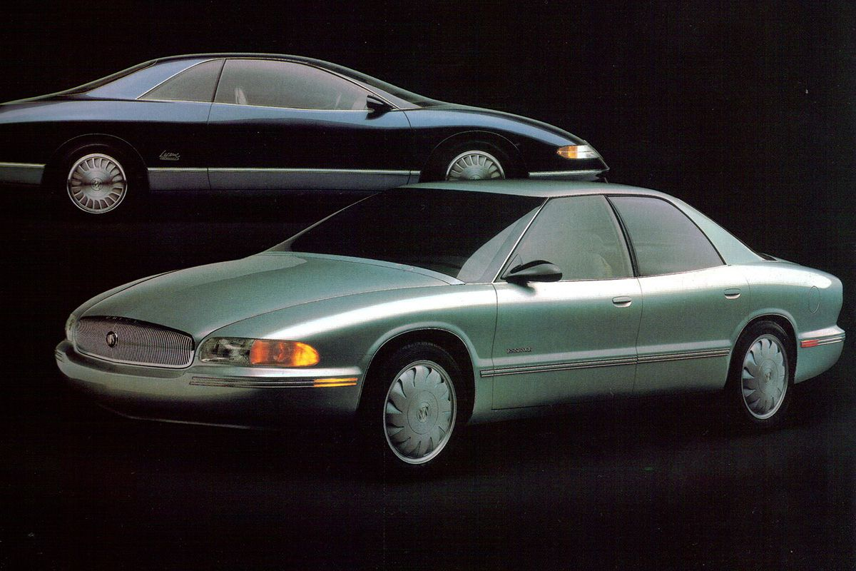2019 Buick Park Avenue Wallpaper In 2020 Concept Cars Buick