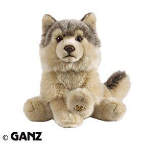 Webkinz Signature timber wolf