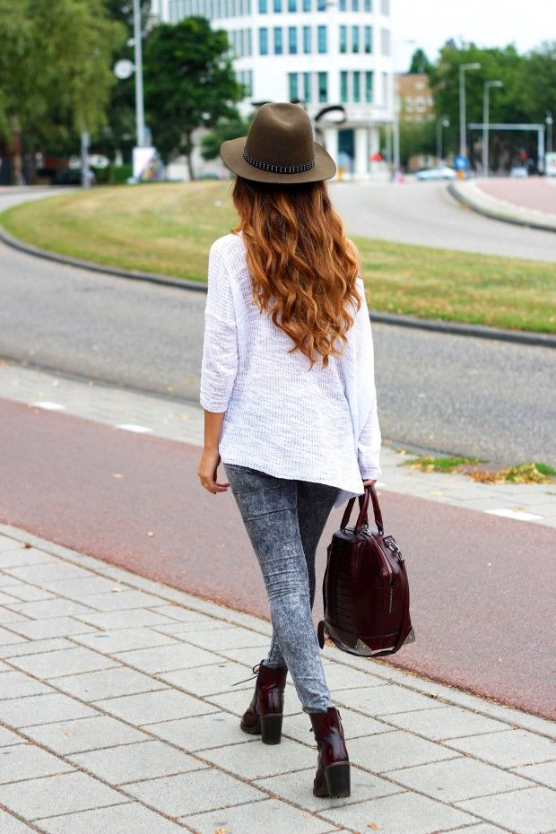 Early Fall in Amsterdam | Negin Mirsalehi
