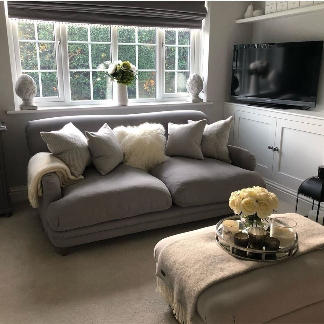 loaf on instagram u201cwe think natalie myhome s pudding sofa looks rh pinterest com