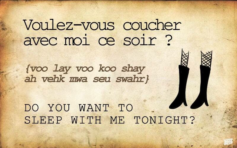 Moulin Rouge French Words Learn French How To Speak French