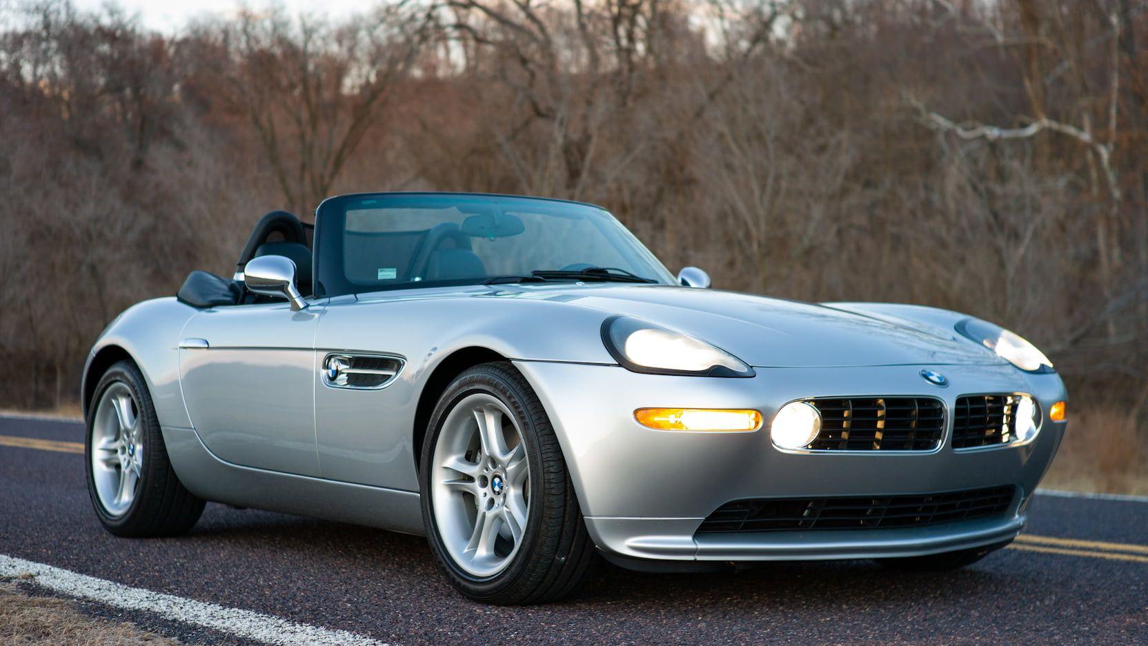 2001 BMW Z8 Auction Lot S126, Louisville, KY 2018  M Power