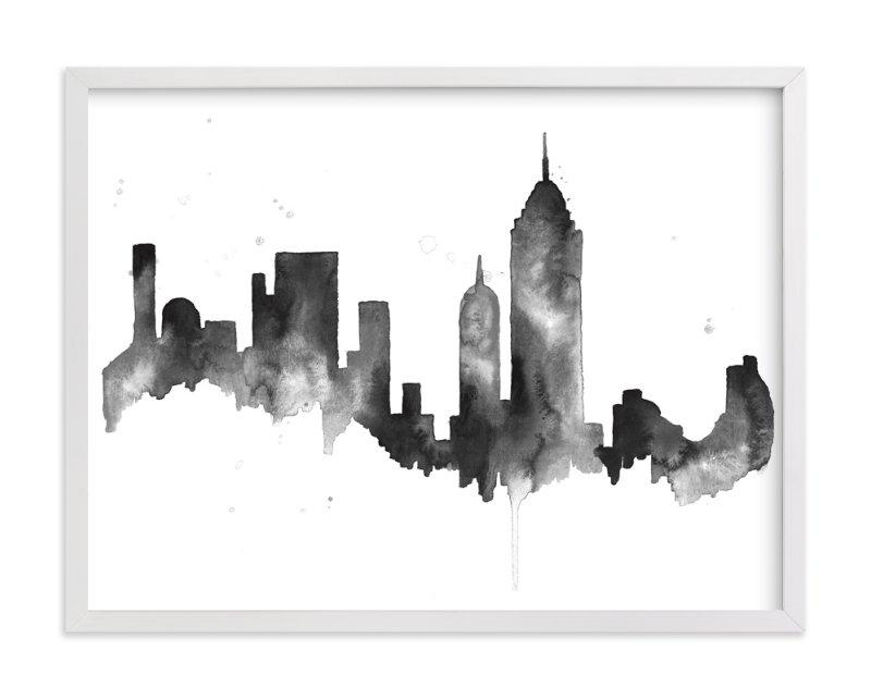 New York City Skyline\