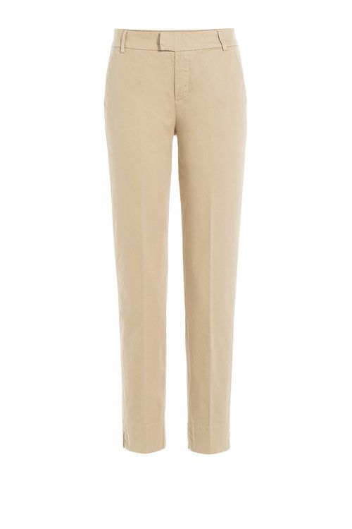 SEVEN FOR ALL MANKIND Cotton Chinos. #sevenforallmankind #cloth #pants