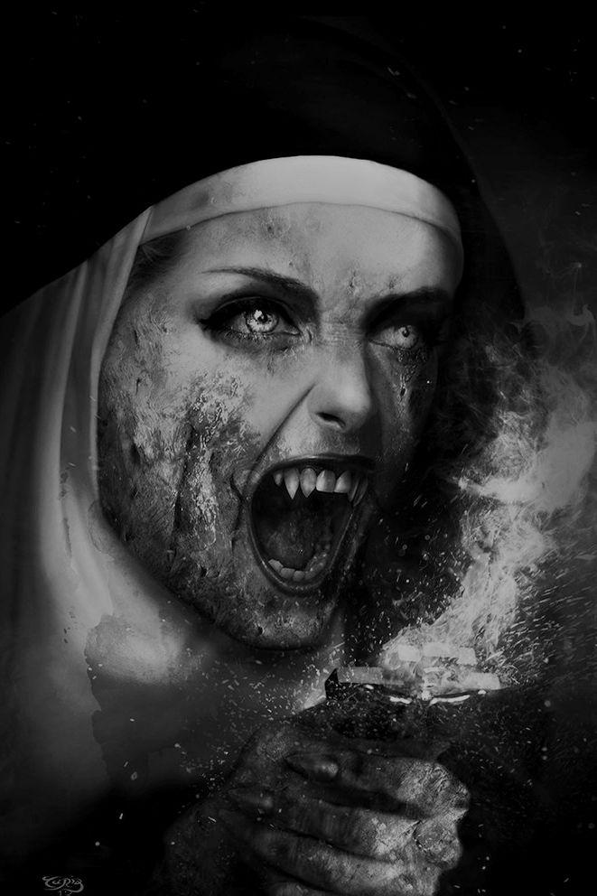 Fickende Nonnen