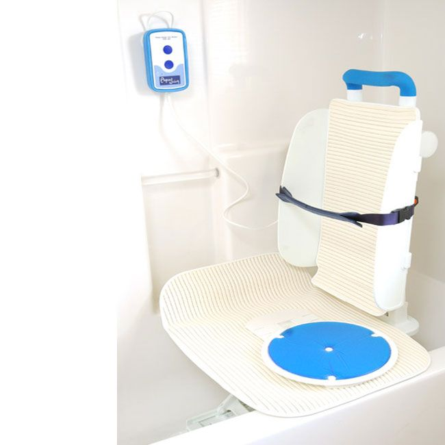 Bath Tub Lift Chair #AccessibleHomes >> See more tips at http ...