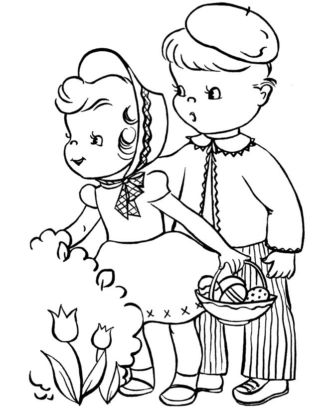 Easter Coloring Pages For Kids Holiday Coloring Pages Easter Coloring Pages Easter Coloring Book Coloring Pages