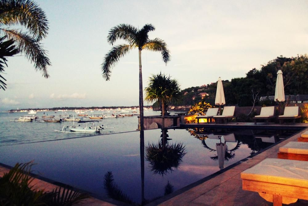 The Quiet Side of Bali