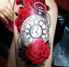 Image Result For Red And White Roses Alice In Wonderland Tattoos