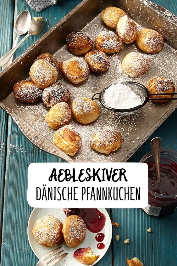 Photo of Aebleskiver – Danish pancake balls