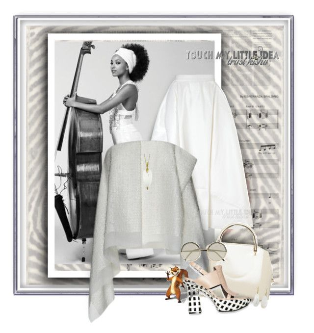 """""""You're Invited: Music Mavens"""" by luckied99 ❤ liked on Polyvore featuring Spalding, Bebe, Maticevski, ALDO, E L L E R Y, Black Swan, Annette Ferdinandsen, Cutler and Gross, notskerd and fearlessfashion"""
