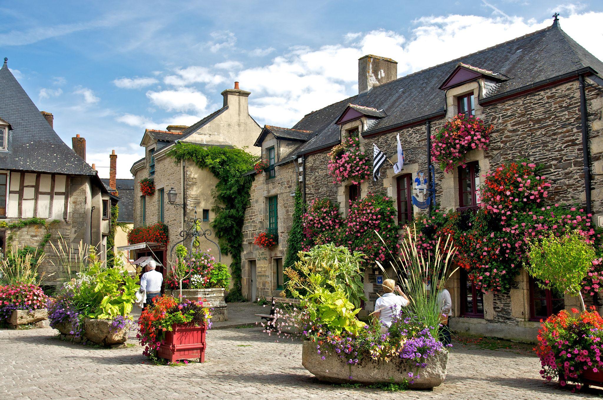 Rochefort-en-Terre   by David Tamargo