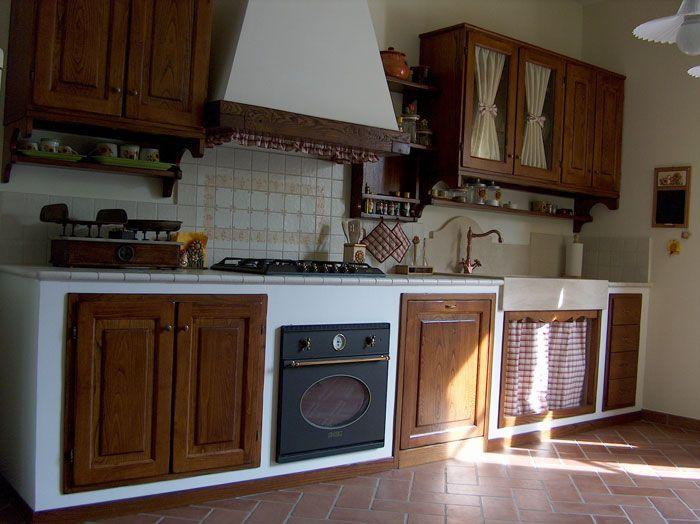 F a t falegnameria artistica toscana cucine su misura arredamenti su misura mobili su - Mensole cucina country ...