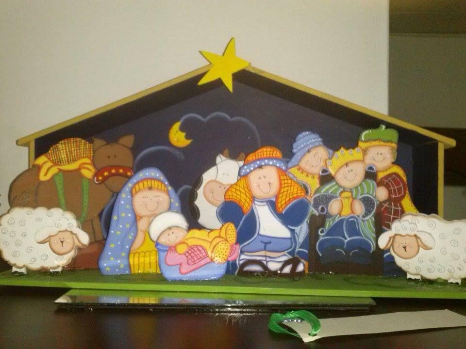 pesebre country | navidad | Pinterest | Pesebre, Navidad y Nacimiento
