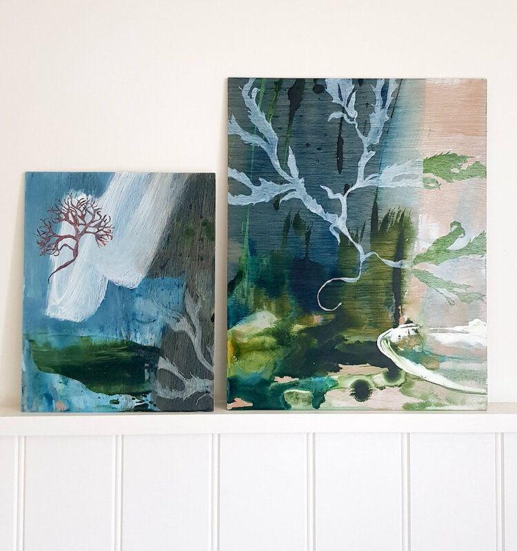 Tempo Giusto Art Painting Colorful Paintings