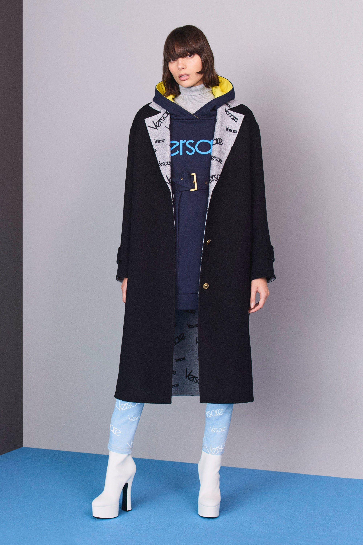 Versace Pre-Fall 2018 Fashion Show