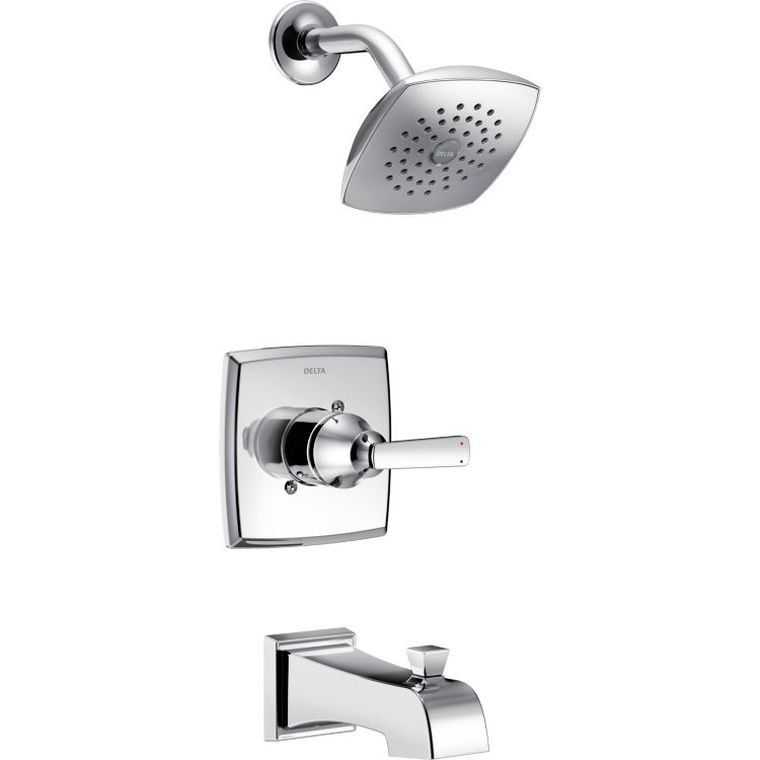 Delta T14464 Delta Faucets Shower Tub Tub Shower Faucets