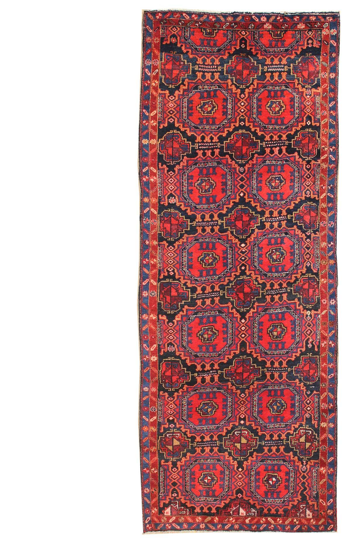 Oriental Rug Runners Wide Gallery Antique Nw Persian Runner Hand Knotted In