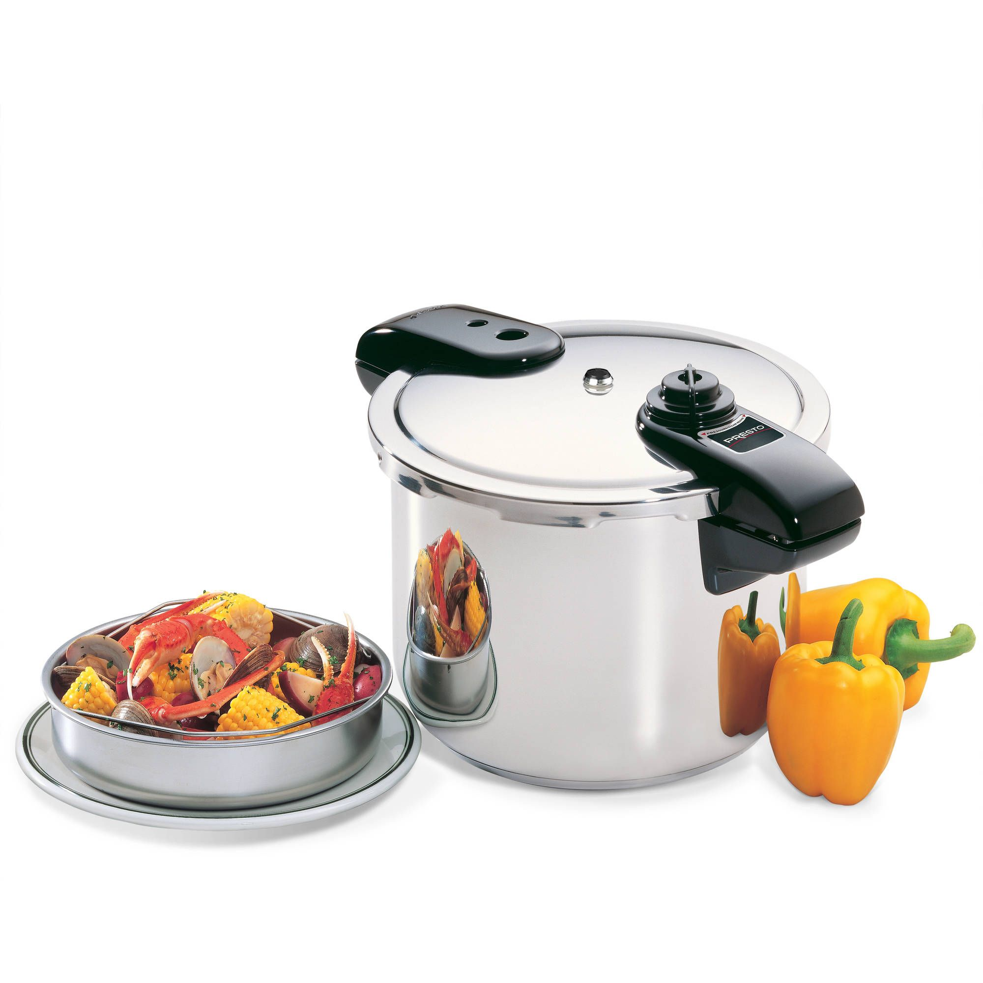 Buy fagor duo 8 quart pressure cooker from bed bath amp beyond - Goes Here Presto 8 Quart Stainless Steel Pressure Cooker Description Presto Pressure Cooker Stainless Steel