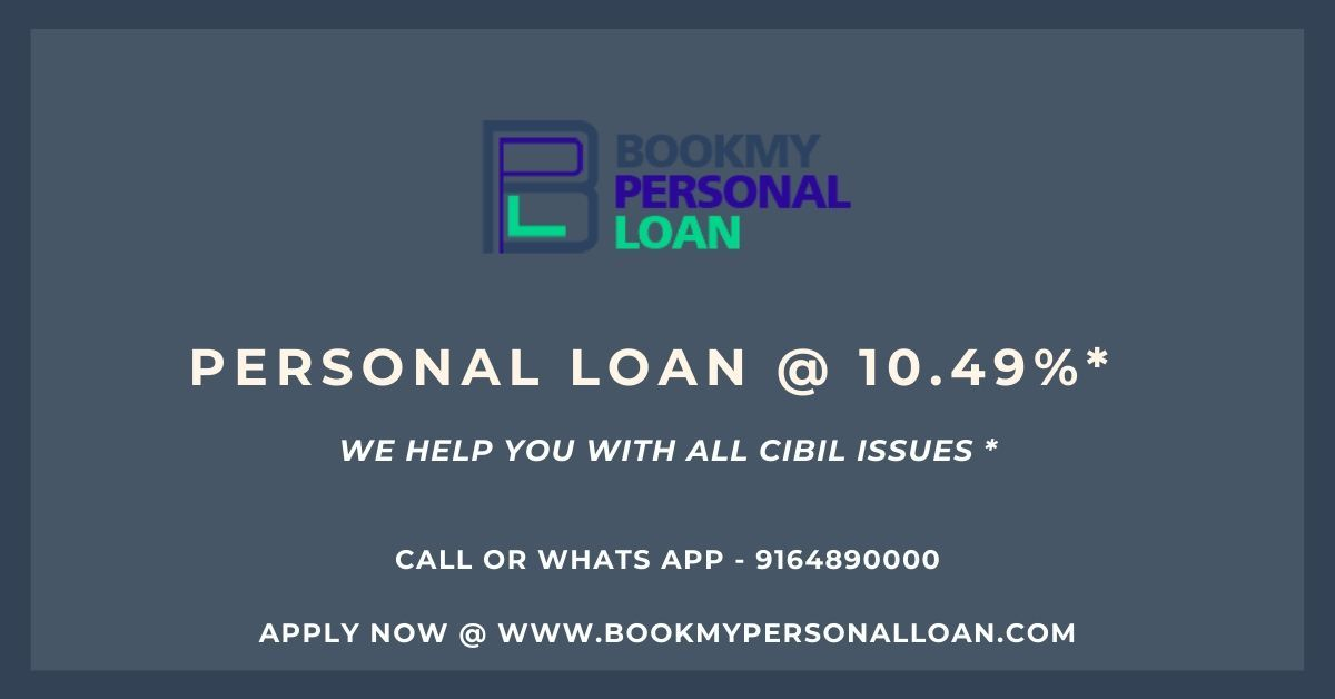 Personal Loan Starts 10 49 Personal Loans Low Interest Personal Loans How To Apply