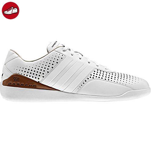 Q23155|Adidas Porsche 550 Sport White|47 1/3 UK 12 - Adidas