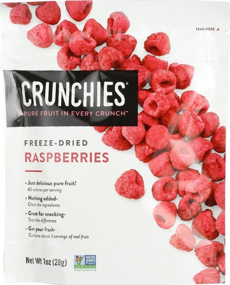CRUNCHIES: Freeze Dried Raspberries, 1 oz #freezedriedraspberries CRUNCHIES: Freeze Dried Raspberries, 1 oz #freezedriedraspberries CRUNCHIES: Freeze Dried Raspberries, 1 oz #freezedriedraspberries CRUNCHIES: Freeze Dried Raspberries, 1 oz #freezedriedstrawberries