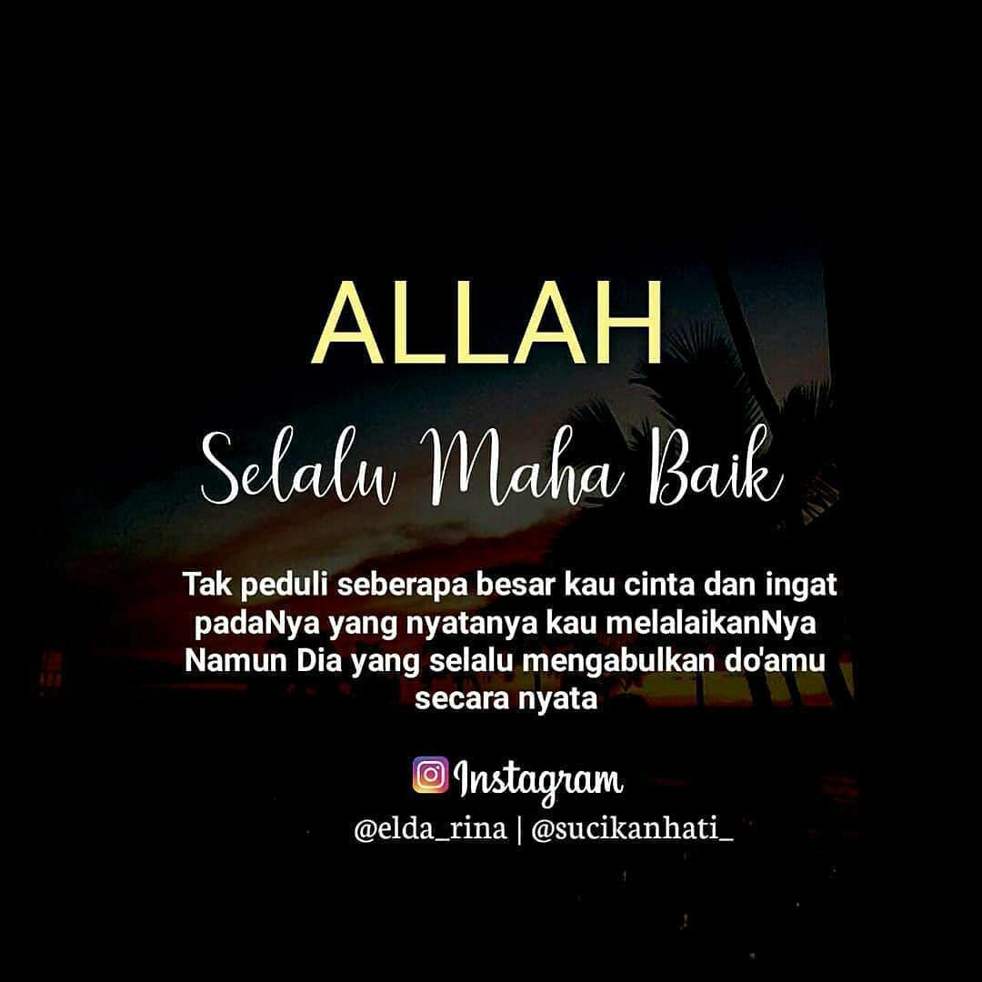 HUJAN Islam Allah And Islamic