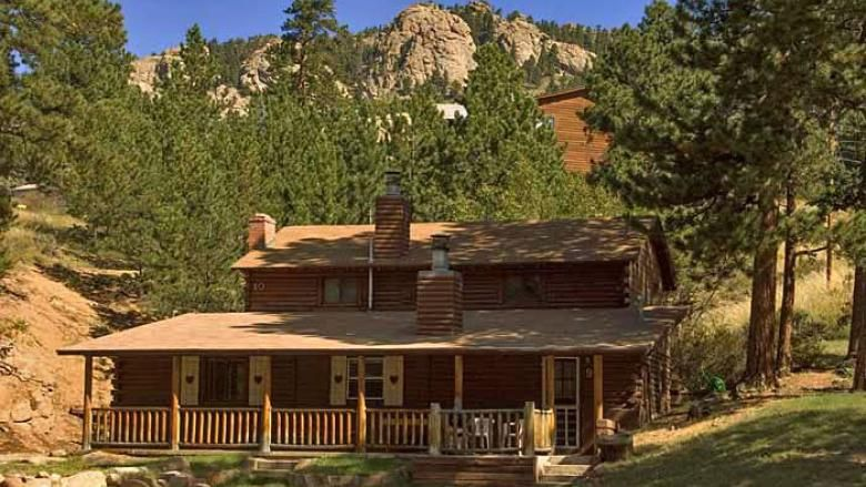 Superbe Colorado Springs Cabins On River | Colorado Cabins   Cabin Vacations |  Colorado.com