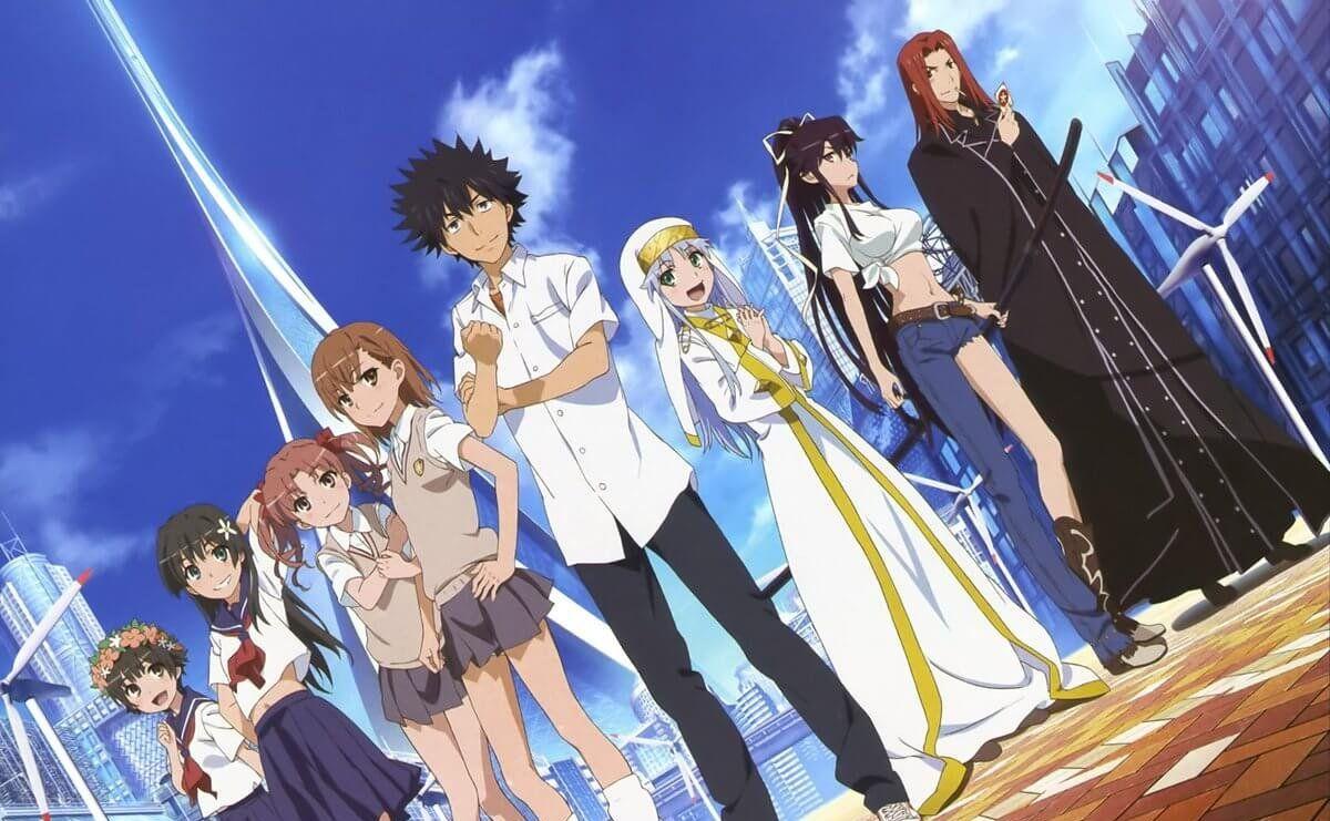 Pengumuman Season Ketiga 'To Aru no Majutsu no Index