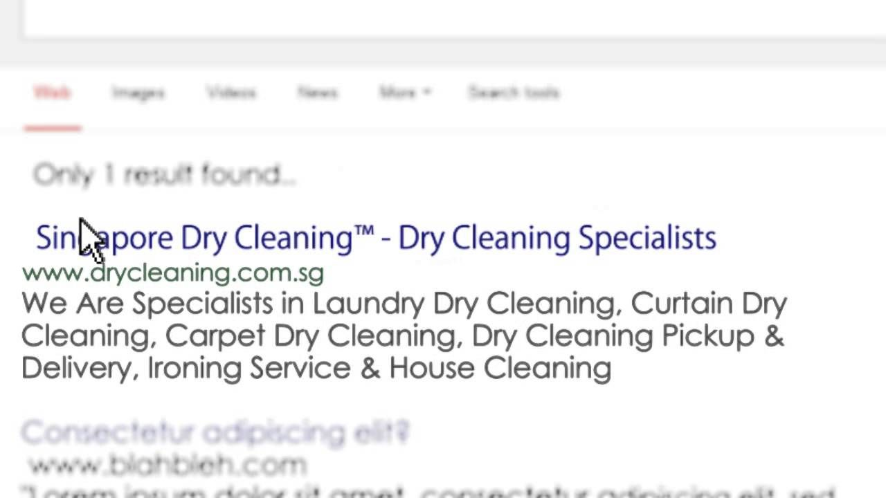 Singapore Dry Cleaning Commercial Dry Cleaning Laundry Dry