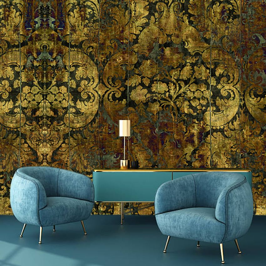 Add A Splash Of Color To Your Walls With La Aurelia Wallpaper Design Radiance This Design Is Available As Standard Size Panel And Can Also Be Customized To F