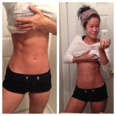 13 Weeks PREGGERS!! Belly photo update :) #FitPregnancy ...