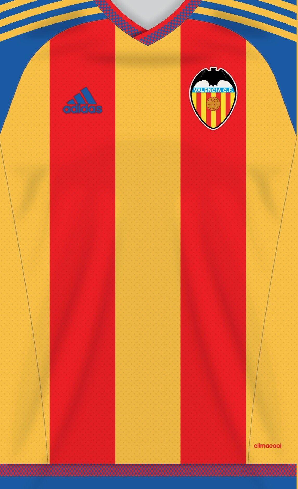 Valencia 15 16 Kit Away Soccer Jersey Soccer Kits Football Kits