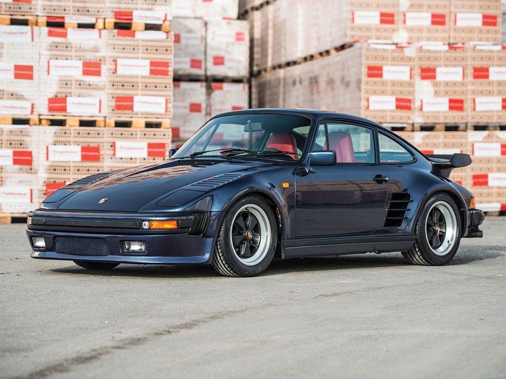1986 porsche 911 turbo classic driver market classic cars 4 1986 porsche 911 turbo classic driver market vanachro Gallery