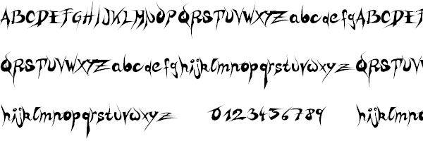 graphic tattoo font 25 Cool Tattoo Fonts   ~ TATTOOS & PIERCINGS ...