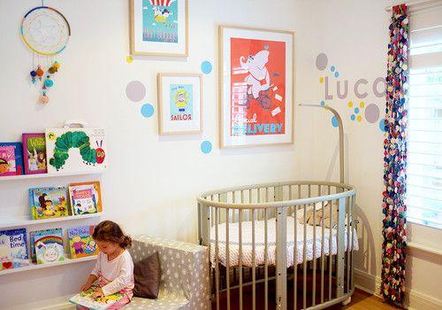 Poco Babyzimmer ~ Decora la habitación de tu bebé por poco dinero bb and room