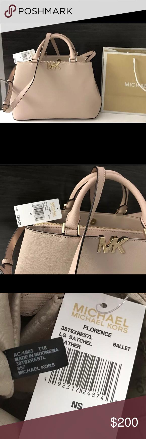 3500ed2c3a0f $368 Michael Kors Florence Bag Purse MK Handbag 🔥😍⏳SELLING OUT FAST! /
