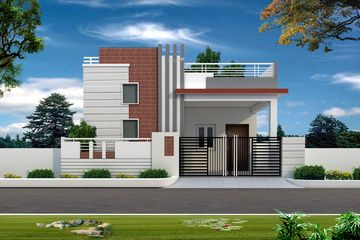 Srirasthu Group Nature Homes Elevation House Elevation