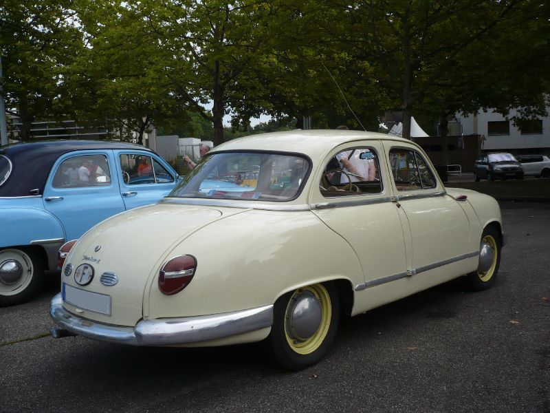 PANHARD Dyna Z 1957 - vroom vroom | Cars and Wheels