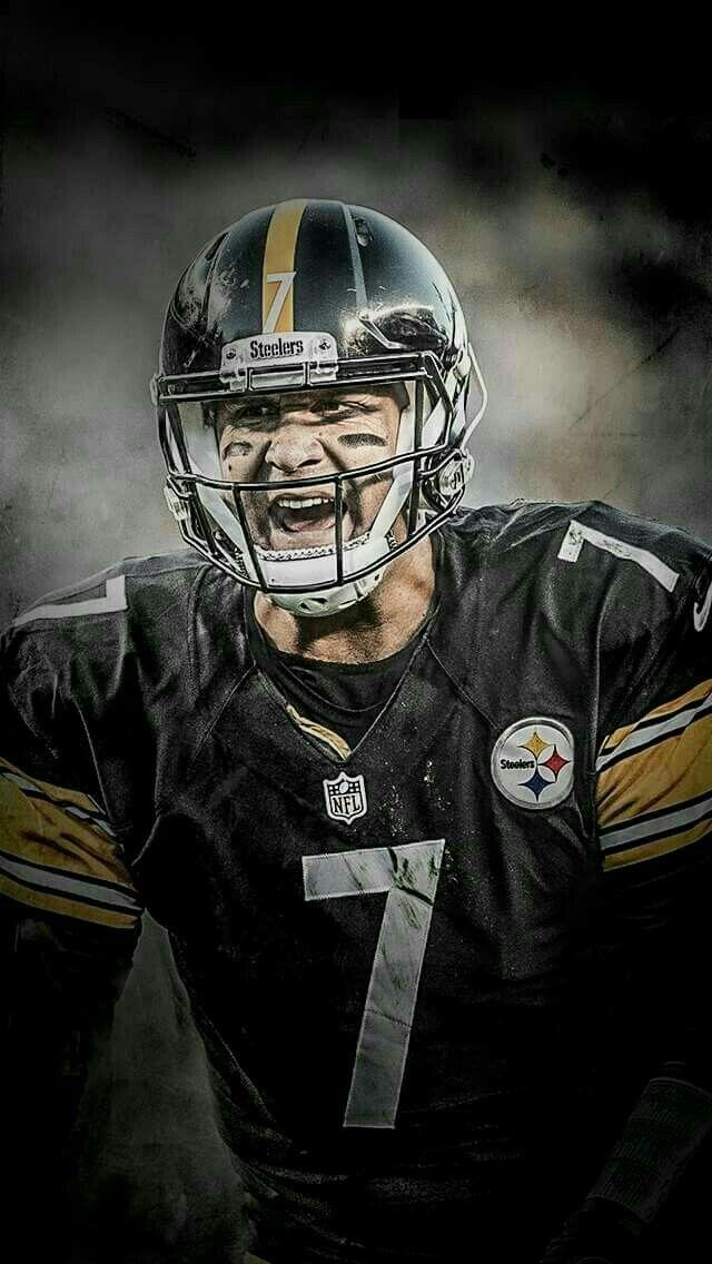 Big Ben Roethlisberger Qb 7 D27a Pittsburgh Steelers Football Pittsburgh Steelers Players Pittsburgh Steelers Crafts