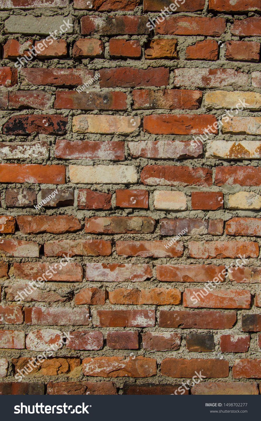 Red Brick Wall Texture Grunge Background Stock Photo Edit Now 1498702277 Red Brick Wallpaper Red Brick Walls Textured Walls