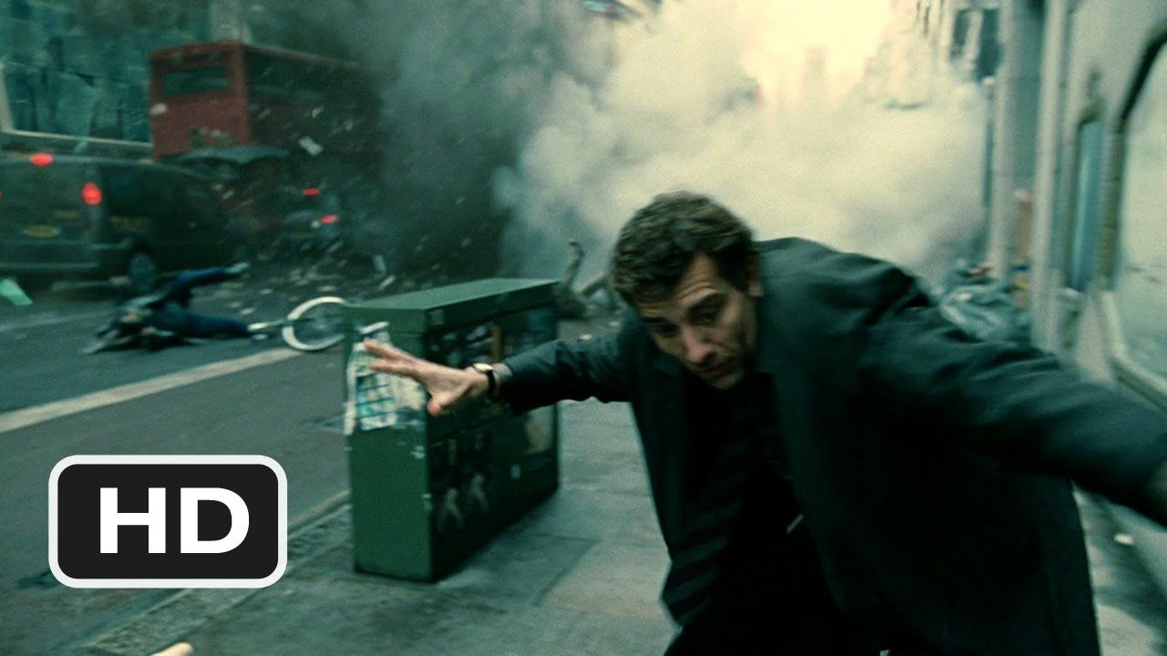 Children of Men (1/10) Movie CLIP - Cafe Bomb Blast (2006) HD