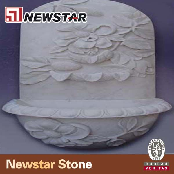 Water fountain made by Newstar stone  Email:king@newstarchina.com Web: www.stone-export.com