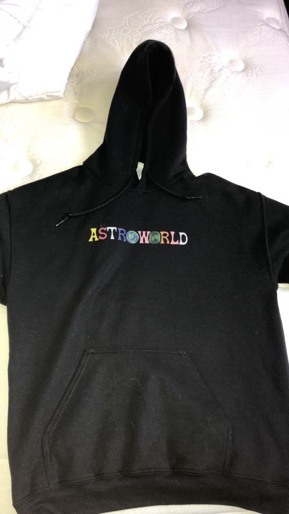 1c6b2e53cf0c (eBay link) Travis Scott Astroworld Hoodie Men's Size Medium Authentic  #fashion #clothing #shoes #accessories #mensclothing #activewear