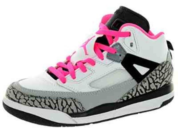 jordan kids spizike basketball shoes
