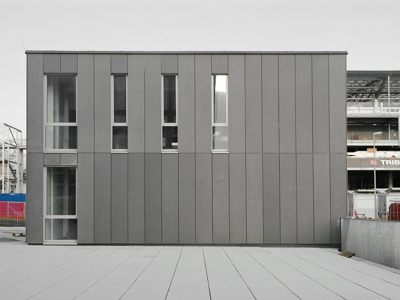 Fiber Cement Panels By Fibre C Formas Inc