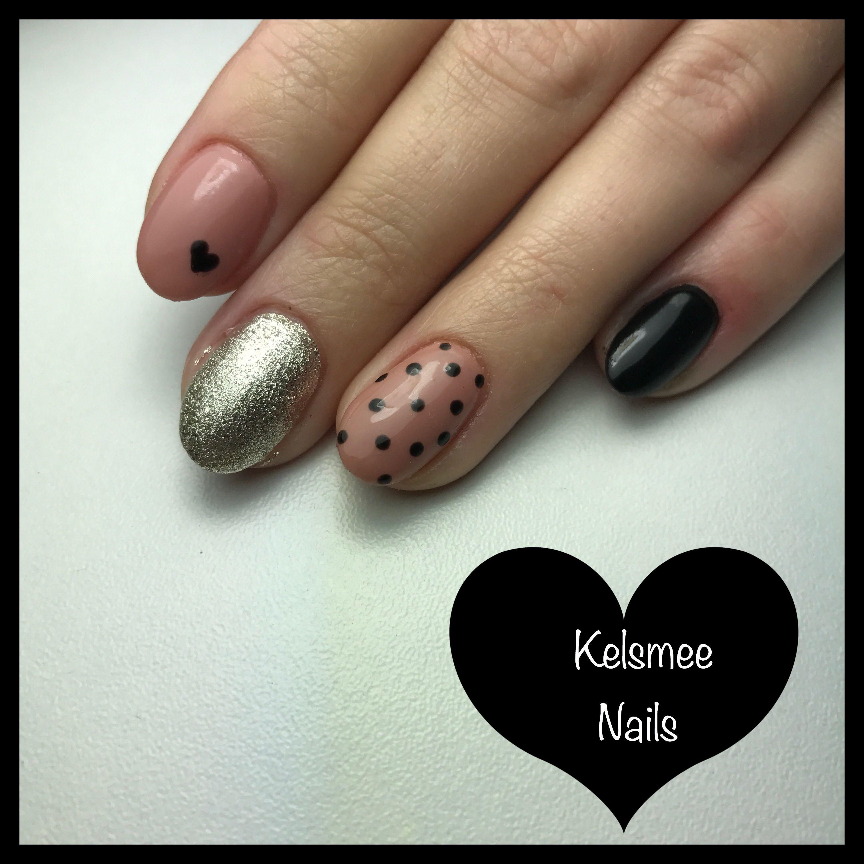 Leopardo uñas | Manicura de uñas, Uñas doradas, Disenos de unas